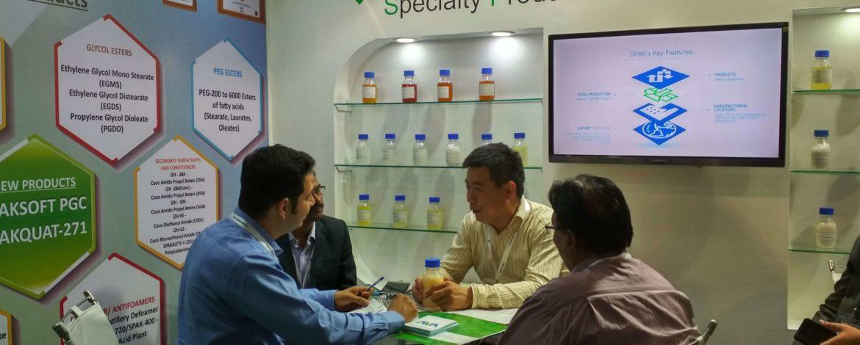 Participated in Chemspec India 2018 Exhibition at Mumbai.