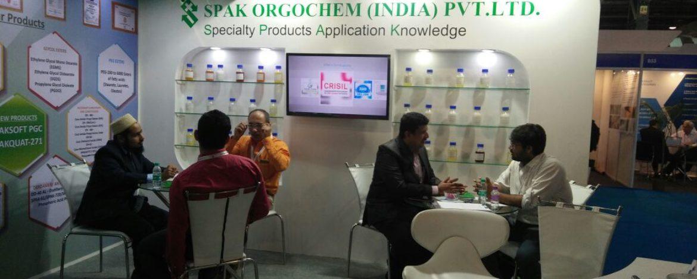 SPAK Exhibition Chemspec